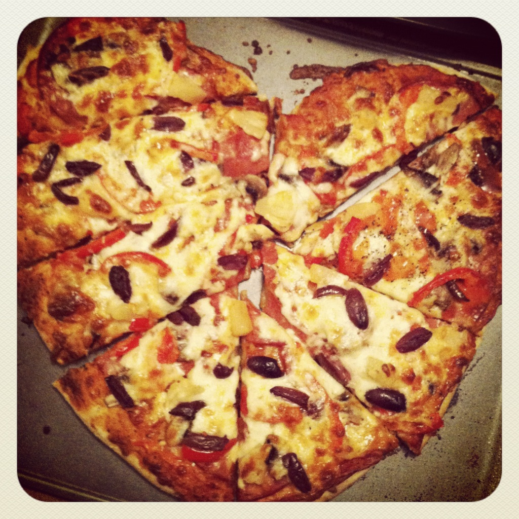 From My Heart To Yours | Whole Wheat Pizza Dough