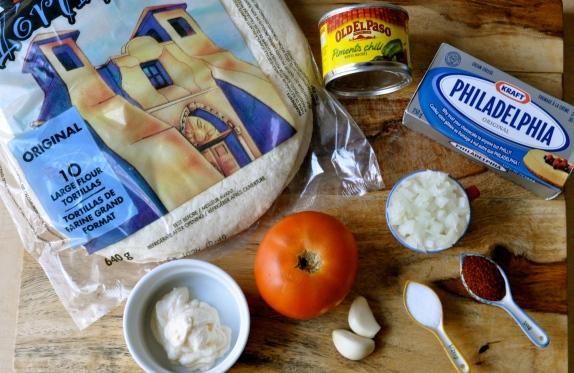 Pasadena Pinwheels   Once Upon a Recipe